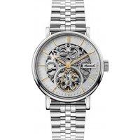 Ingersoll The Charles Watch I05803 Skeleton / Silver, Skeleton / Silver