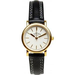 Ladies Camden Watch Company No24 Watch 24-21a Off White / Black, Off white / Black