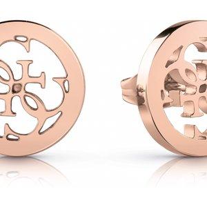 Ladies Guess Jewellery Tropical Sun Earrings Ube78009