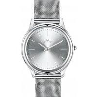 Ladies Kennett Kensington Lady Milanese Watch Klsilsilmil Silver / Silver, Silver / Silver