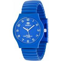 Ladies Marea Nineteen Elastic Small Watch B35244/16 Blue / Blue, Blue / Blue