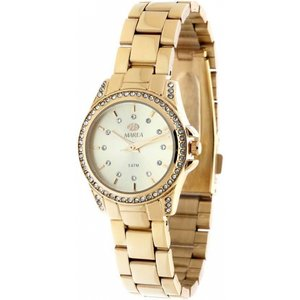 Ladies Marea Sweet Watch B41129/1 Champagne / Gold, Champagne / Gold