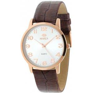 Ladies Marea Watch B41124/4 Cream / Brown, Cream / Brown