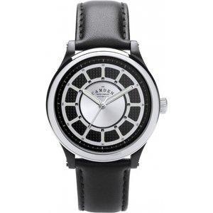 Mens Camden Watch Company No253 Watch 253-44a Black / Black, Black / Black