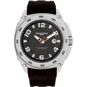 Mens Jorg Gray Watch Jg8400-11 Black / Black, Black / Black