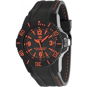 Mens Marea Sport Watch B35232/5 Black / Black, Black / Black