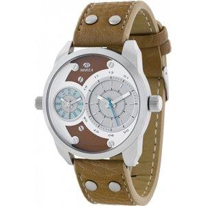 Mens Marea Watch B/21159/1 Silver Dnu B/21159/1, Silver