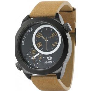 Mens Marea Watch B54002/2 Black / Brown, Black / Brown
