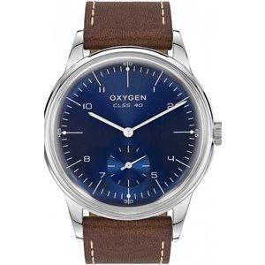 Mens Oxygen Norman Watch L-c-nor-40 Blue / Blue, Blue / Blue