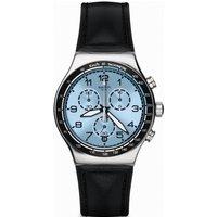 Mens Swatch Chronograph Watch Yvs421 Blue / Black, Blue / Black