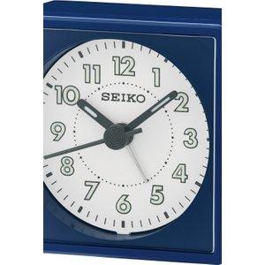 Seiko Clocks Bedside Alarm Clock Qhe083l