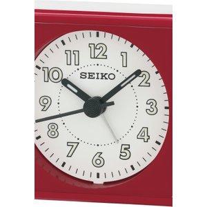 Seiko Clocks Bedside Alarm Clock Qhe083q