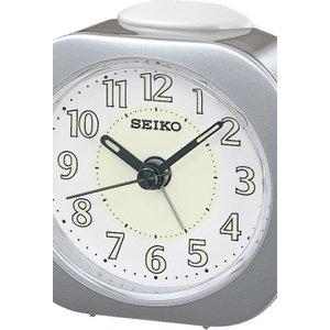 Seiko Clocks Bedside Alarm Clock Qhe121s
