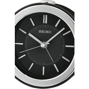 Seiko Clocks Bedside Alarm Clock Qhe156k