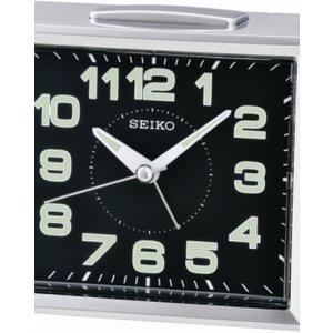 Seiko Clocks Bedside Alarm Clock Qhk039a