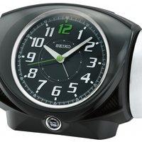 Seiko Clocks Bell Bedside Alarm Clock Qhk045k