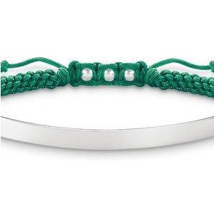 Thomas Sabo Jewellery Love Bridge Bracelet 13-19 Cms Jewel Lba0058-173-6-l19v