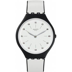 Unisex Swatch Watch Svob102 White / White, White / White