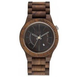 Unisex Wewood Assunt Watch Wwd-assun-nut Brown / Brown, Brown / Brown