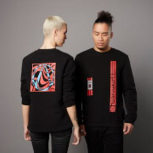 Borderlands 3 Mayhem Unisex Sweatshirt - Black - 3xl - Black Ms 24039 000000 3xl General Clothing, Black