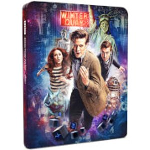 Bbc Doctor Who - The Complete Series 7 Limited Edition Steelbook  Bbcbd0517 Blu Ray