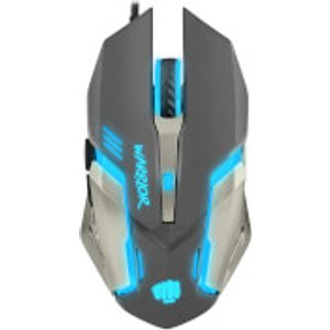 Fury Warrior Gaming Mouse  Nfu 0869 Console Accessories