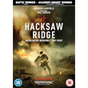 Lionsgate Hacksaw Ridge  Lid95410 Dvds