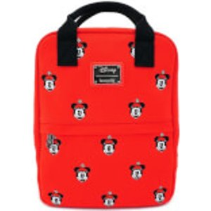 Loungefly Disney Positively Minnie Canvas Embroidered Backpack  Wdbk0962 General Clothing