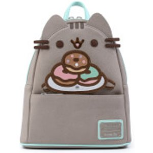 Loungefly Pusheen Plate O Donuts Cosplay Mini Backpack  Pubk0003 General Clothing