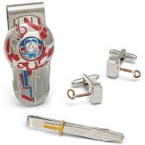 Marvel Thor Ragnarok Money Clip, Tie Bar, And Cufflink Set  T Gk 634746787910 Home Accessories