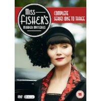 Acorn Media Miss Fisher's Murder Mysteries - Series 1-3  Av3252 Dvds