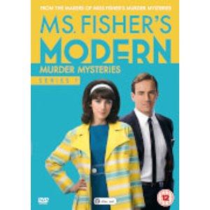 Acorn Media Ms Fisher's Modern Murder Mysteries  Av3533 Dvds