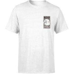 Nintendo Original Hero Boo T-shirt - White - 5xl - White Mt 19222 Ffffff 5xl General Clothing, White