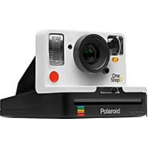 Polaroid Originals Onestep 2 Viewfinder I -type Analogue Instant Camera - White  9021 Cameras