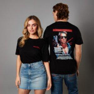 The Terminator Terminator Unisex T-shirt - Black - S - Black Mt 21940 000000 S General Clothing, Black