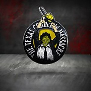 Texas Chainsaw Massacre Limited Edition Pin Badge  Tcm 04 Toy Models