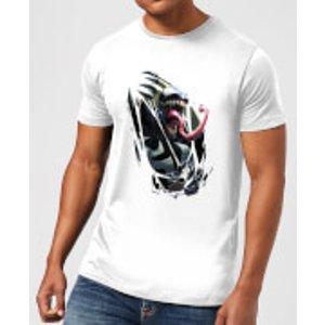 Marvel Venom Chest Burst Men's T-shirt - White - Xs - White Mt 5365 Ffffff Xs Home Accessories, White