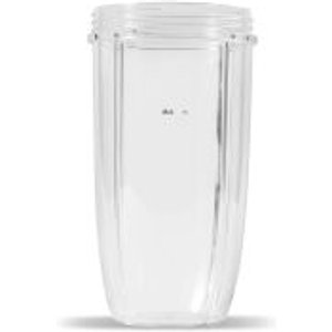 Nutribullet 600/900 Colossal Cup Nblpprttc Food Processors, Black