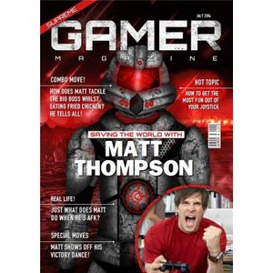 Gamer Birthday Card, Standard Size By Moonpig Sp938 St