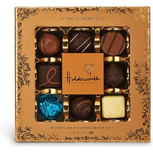 Holdsworth 'happy Birthday' Assorted Chocolates (110g) Gift Set By Moonpig - Delivery Avai Choc794