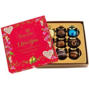 Holdsworth 'i Love You' Assorted Chocolates (110g) Gift Set By Moonpig - Delivery Availabl Choc979