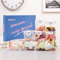 Sweet Extravaganza Letterbox Gift Set By Moonpig - Delivery Available Lbxg117