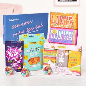 Sweet Tooth Letterbox Gift Set By Moonpig - Delivery Available Lbxg164