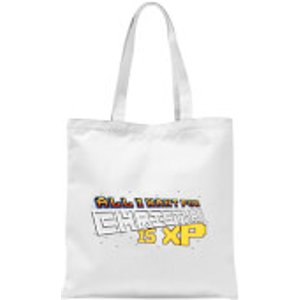 By Iwoot All I Want For Xmas Is Xp Tote Bag - White  Tb 1286 Ffffff