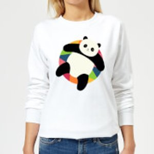 Andy Westface Chillin' Women's Sweatshirt - White - S - White Ws 28691 Ffffff S, White