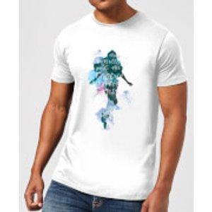 Dc Comics Aquaman Mera True Princess Men's T-shirt - White - Xs - White Mt 10000 Ffffff Xs, White
