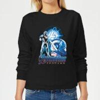 Marvel Avengers: Endgame Ant Man Suit Women's Sweatshirt - Black - 5xl - Black Ws 13847 000000 5xl, Black