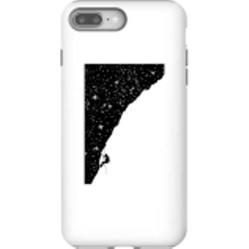 Balazs Solti Starry Climb Phone Case For Iphone And Android - Iphone 8 Plus - Tough Case -  Pc 4958 Ipl Tcm 8p