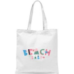By Iwoot Beach Baby Tote Bag - White  Tb 5385 Ffffff