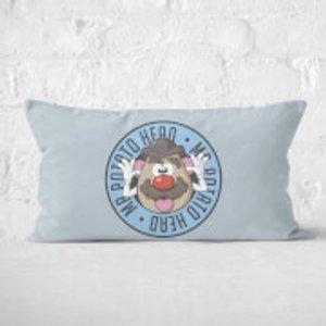 Mr. Potato Head Rectangular Cushion - 30x50cm - Soft Touch  Cur 16330 30x50 St